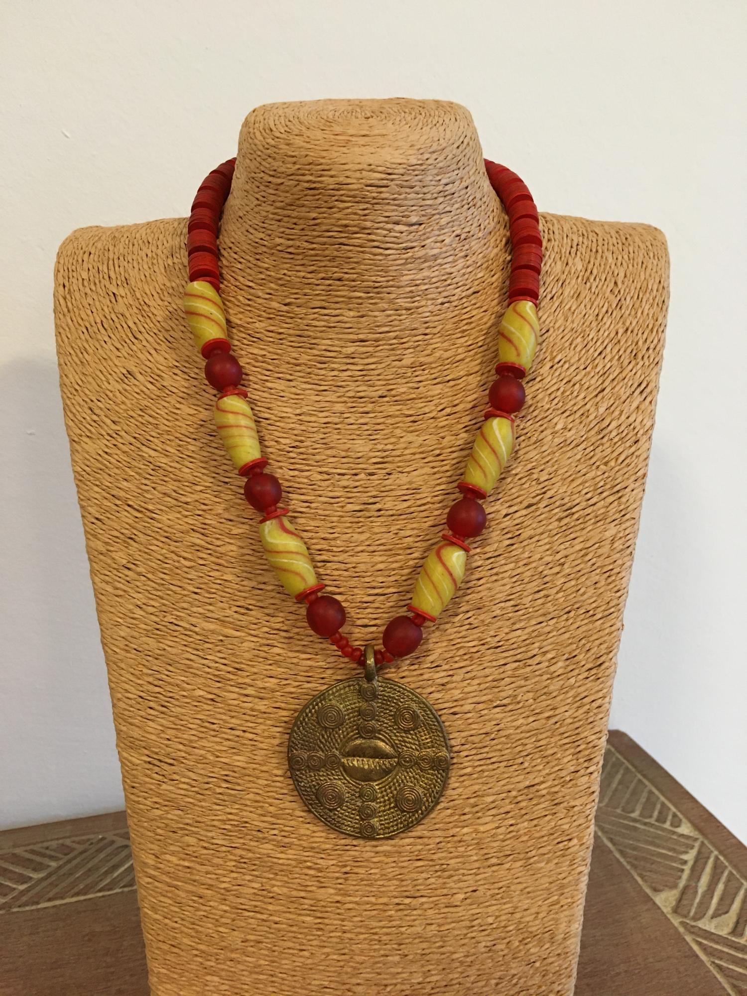 Baule Brass - African Beads Design