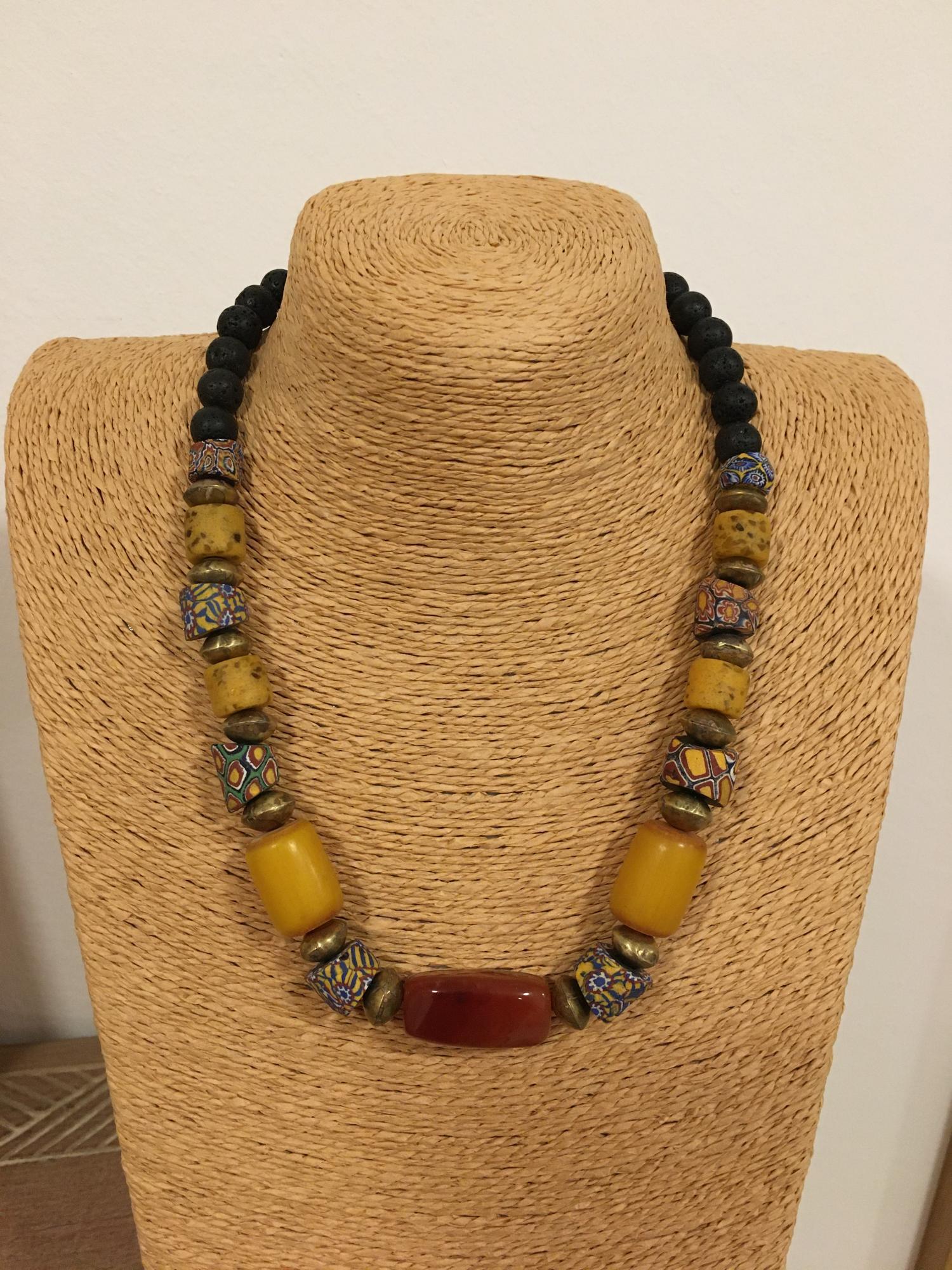 Tribalschmuck-African Beads Design