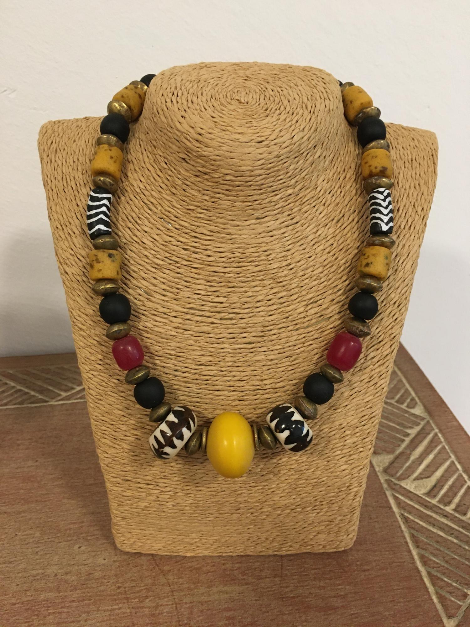 Tradebeads-Krobobeads-African Beads Design