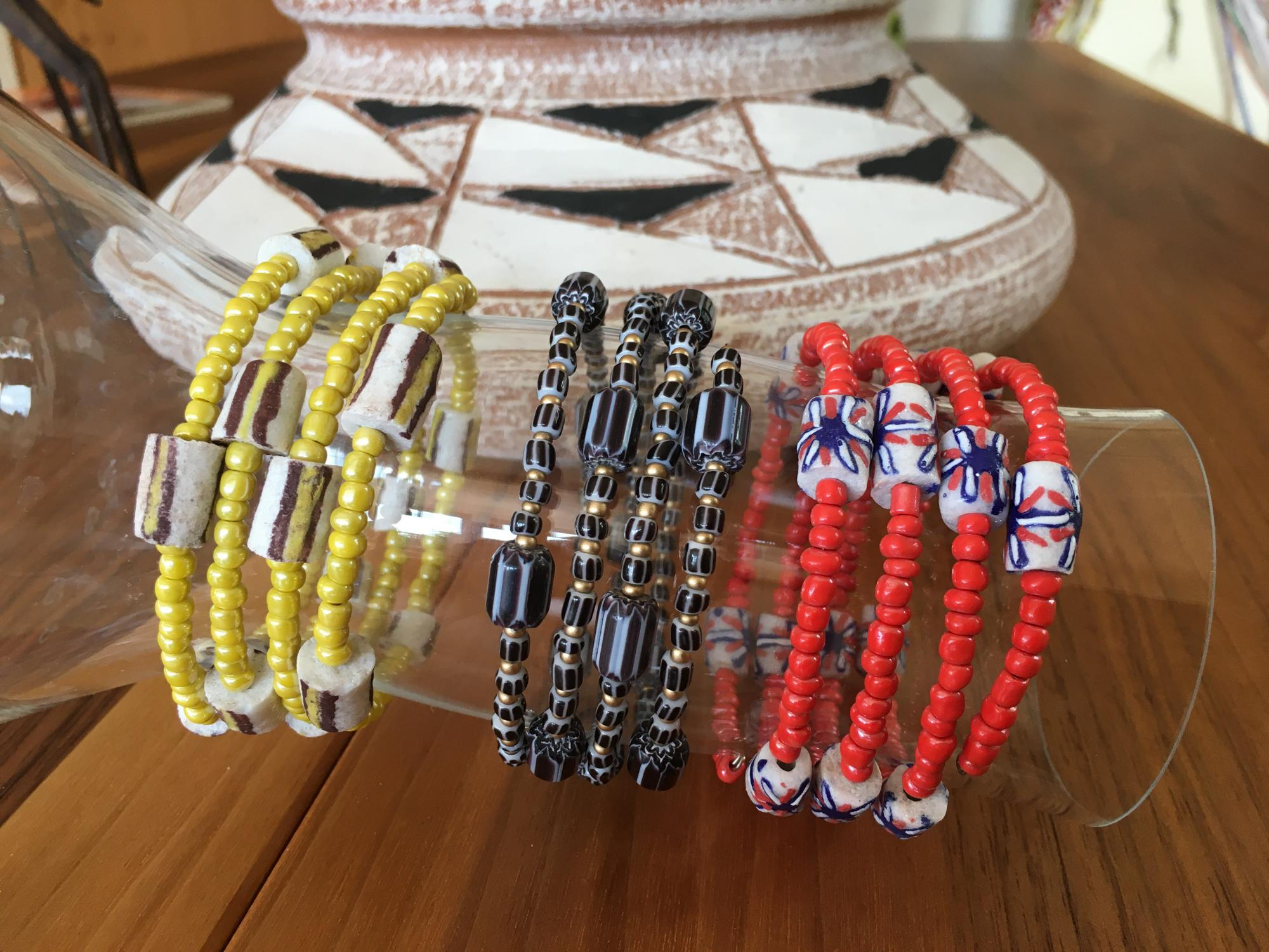African Beads Design